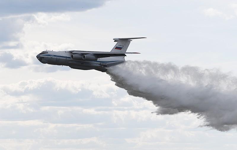 Cамолёт Ил-76