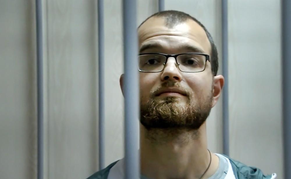 Привлеченный к уголовной ответственности по факту участия в массовых беспорядках Алексей Миняйло