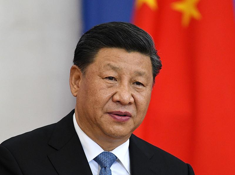 Председатель Китайской Народной Республики (КНР) Си Цзиньпинь