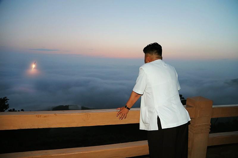 КНДР напугала соседей очередным запуском ракет