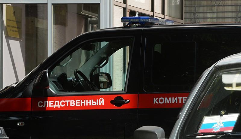 Автомобиль следственного комитета России