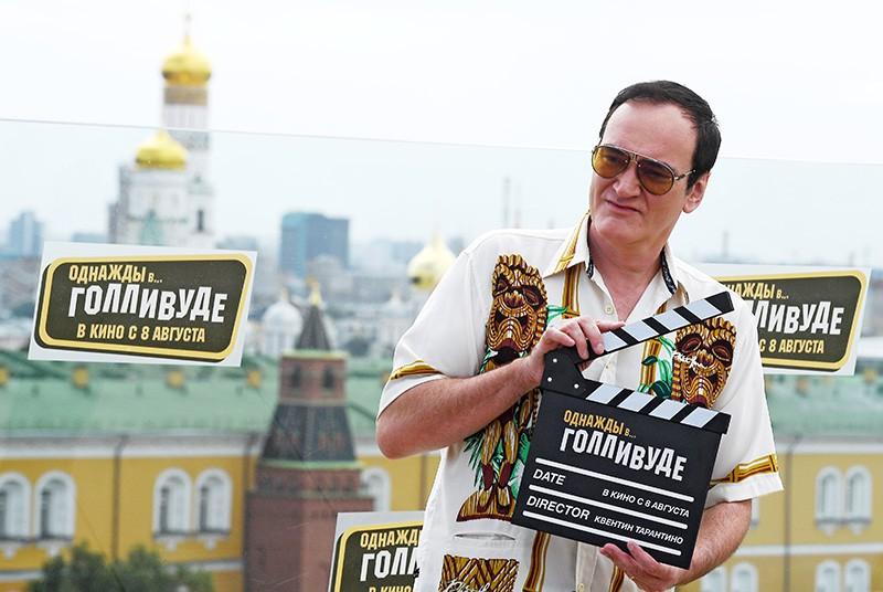 Режиссер Квентин Тарантино
