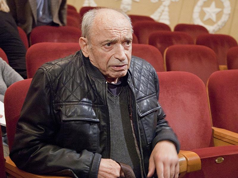 Актер Валентин Гафт