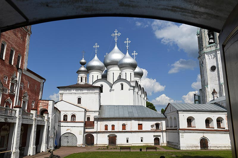 Собор Софии Премудрости Божией в Вологде