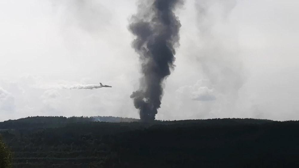 Взрывы на арсенале под Ачинском