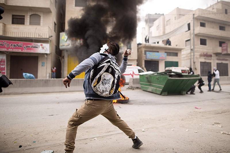 Беспорядки в Иерусалиме