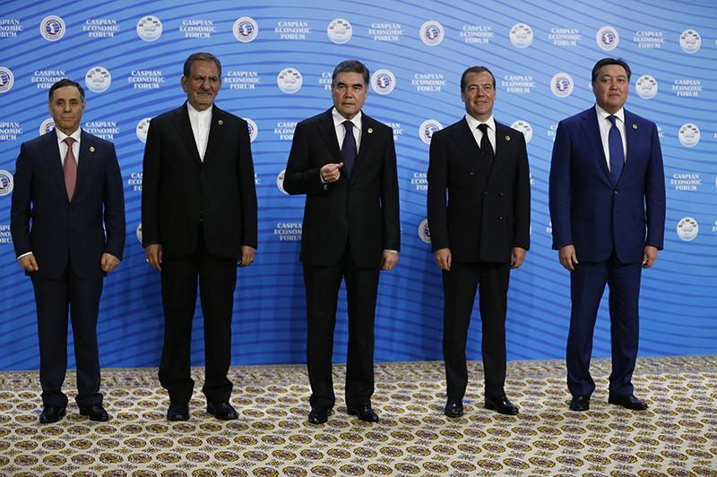 Каспийский экономический форум