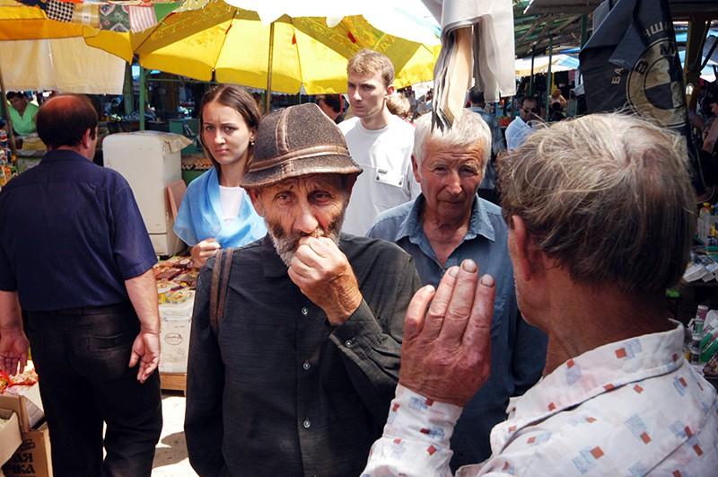 Рынок в Грузии
