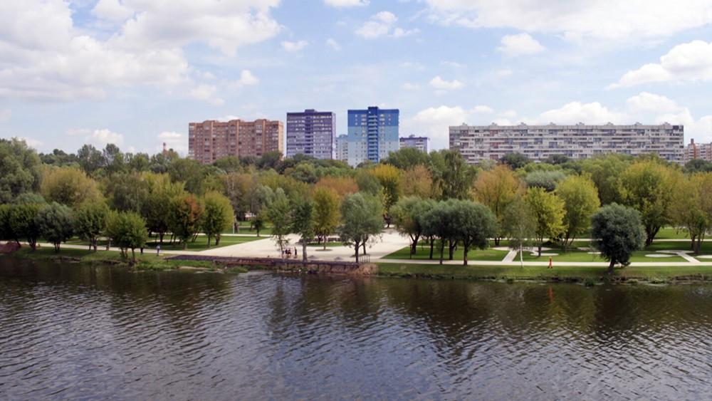 Парк в Капотне