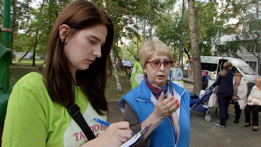 Опрос избирателей в предверии выборов в  Мосгордуму