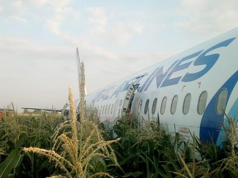 Самолет А-321