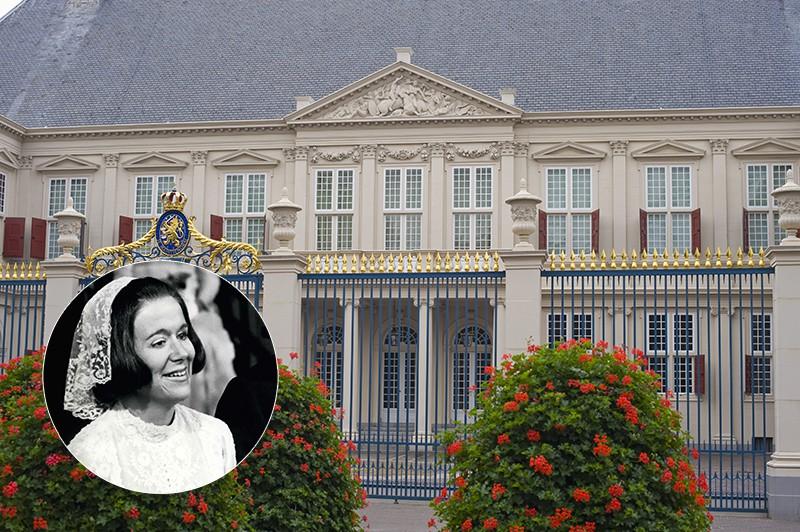 Дворец Нордейнд и голландская принцесса Кристина