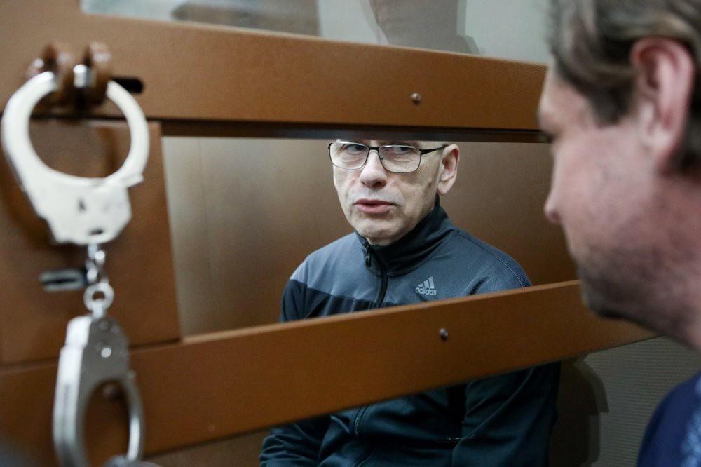 Алексей Кузнецов в зале суда