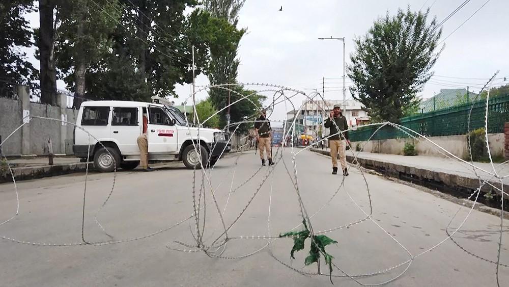 Военная полиция Индии