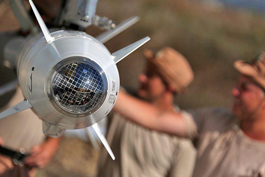 Авиационная ракета