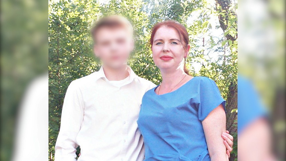 Тимур и его мама