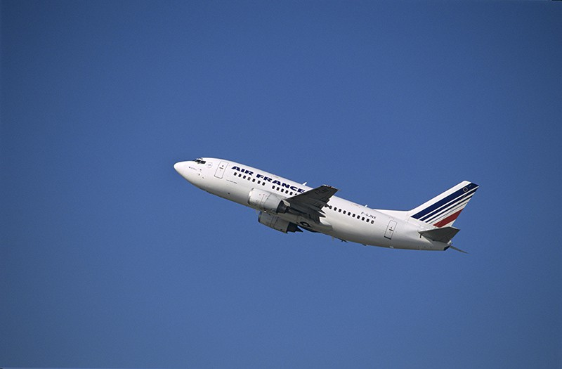 Самолет компании Air France