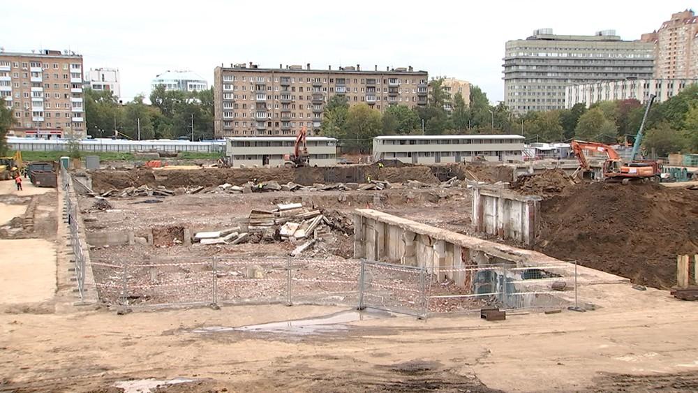 Восстановление Библиотеки ИНИОН РАН