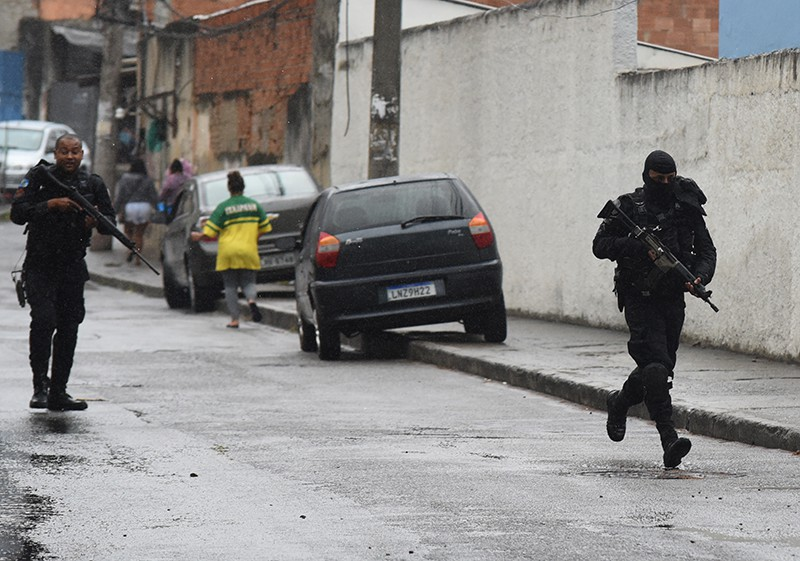Полиция Рио-де-Жанейро