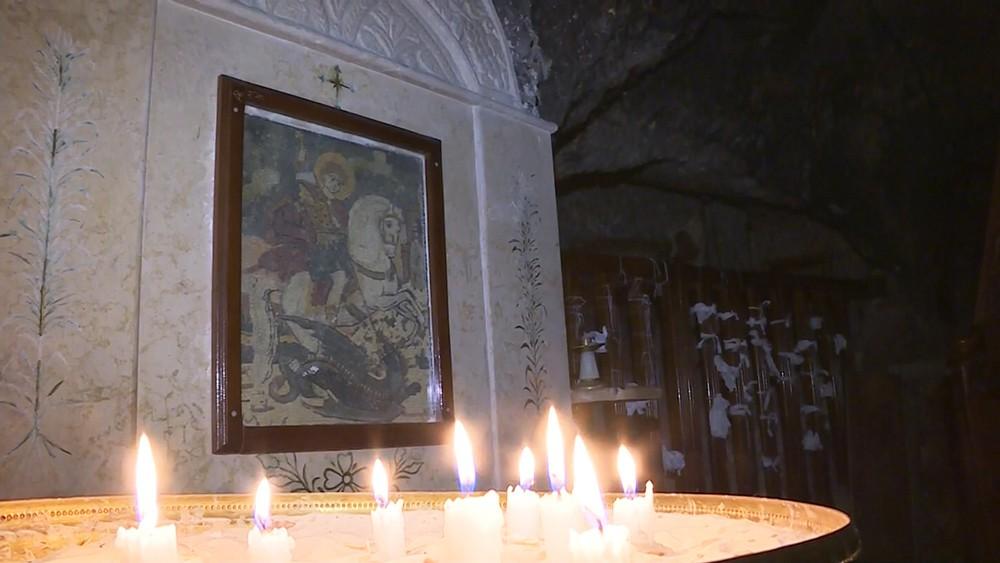 Восстановление монастыря в Сирии