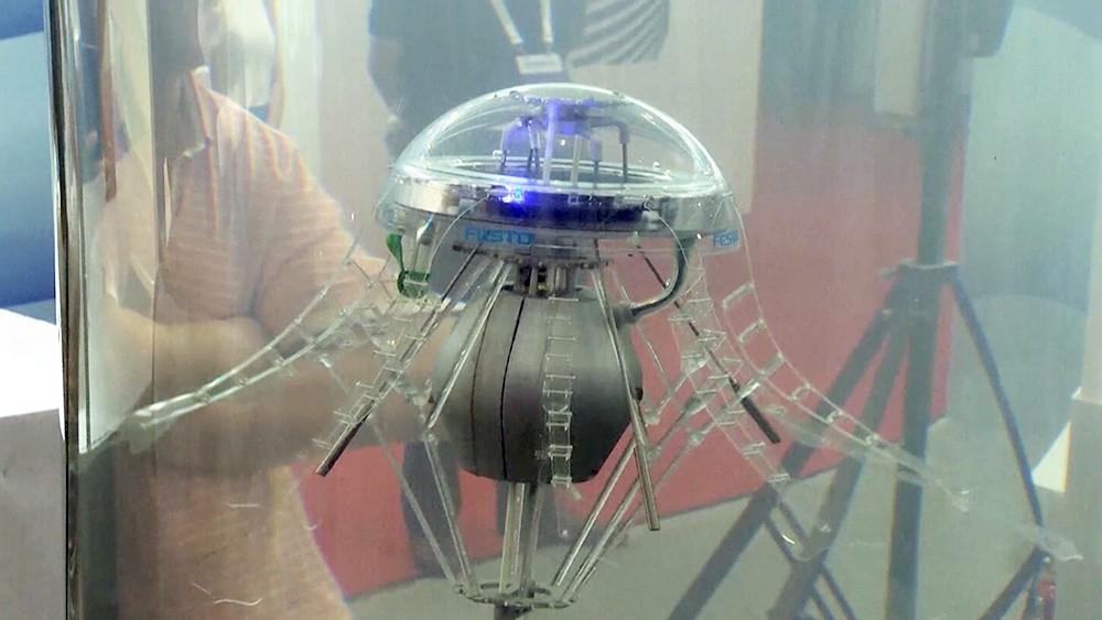 Выставка роботов
