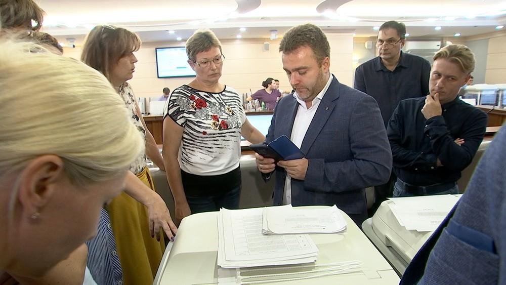 Тестирования системы электронного голосования