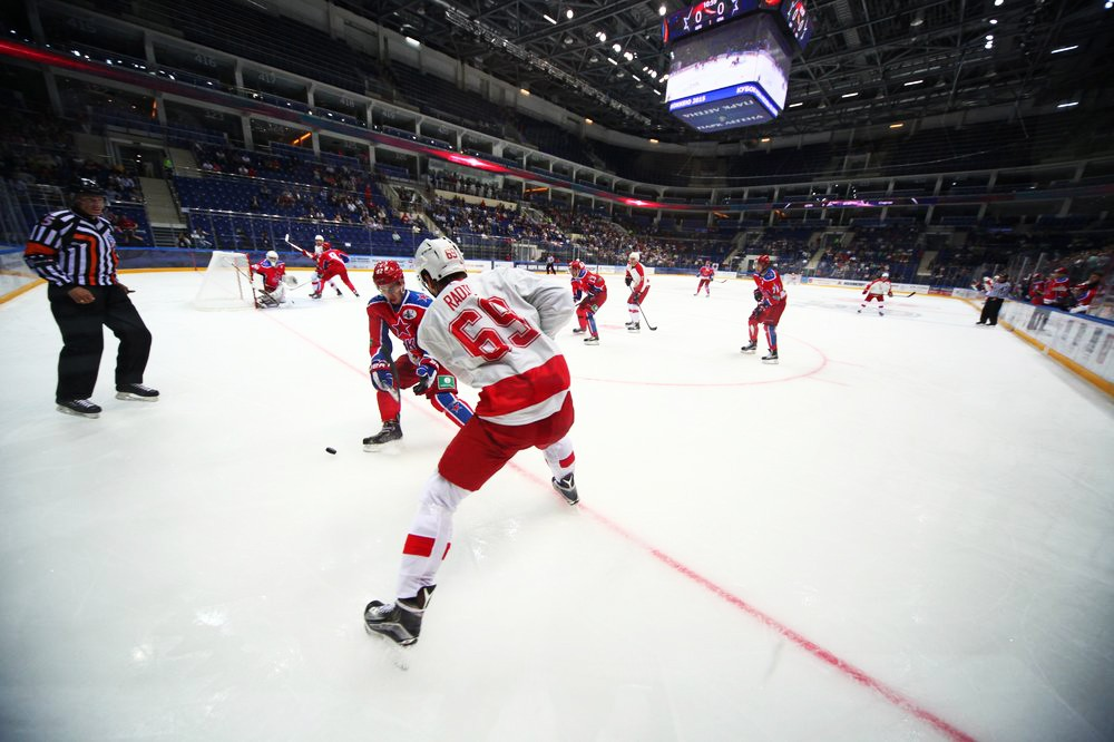 Кубок мэра Москвы по хоккею