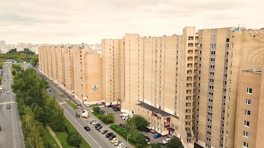 Район Отрадное