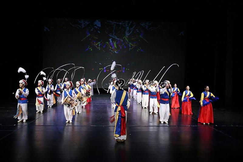 Военный оркестр КНДР