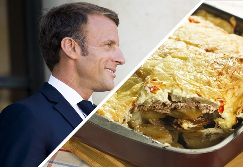 """Между Макроном и """"мясом по-французски"""" провели аналогию"""