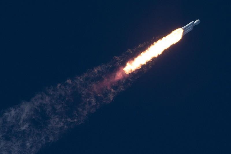Американская ракета