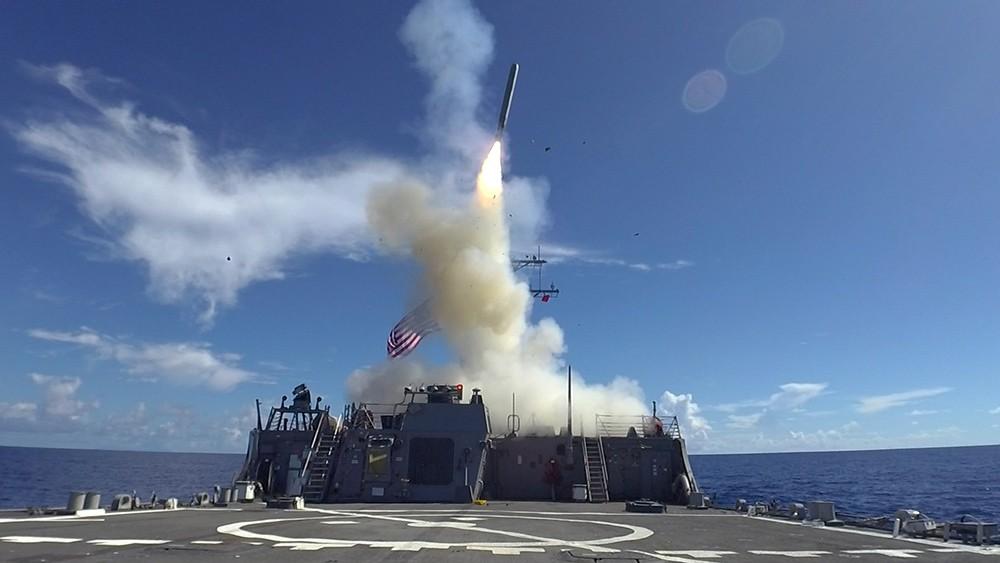 Крылатая ракета США
