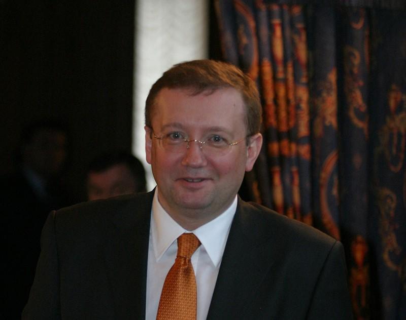 Александр Яковенко, посол России в Великобритании