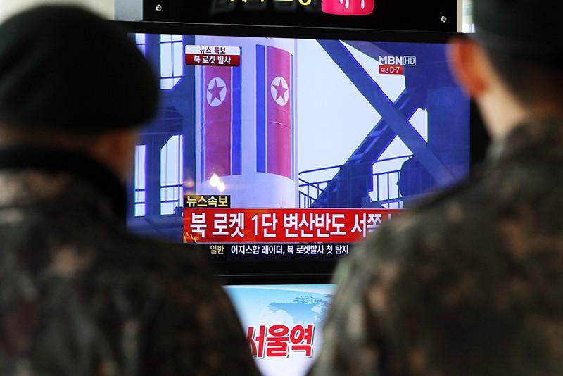 Северная Корея похвасталась новой установкой для баллистических ракет