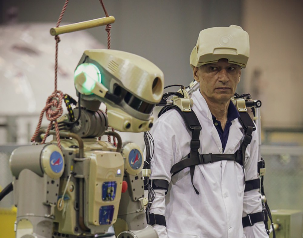 "Робот Skybot F-850 (""Федор"")"