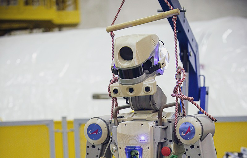 """Робот """"Федор"""""""