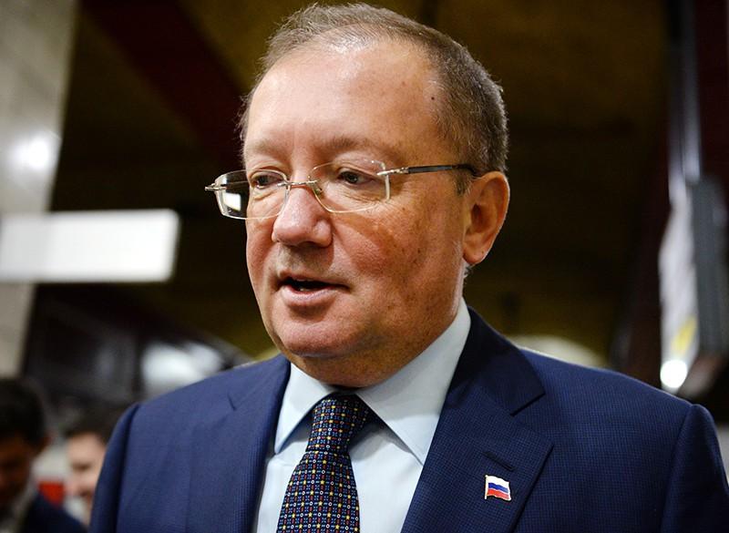 Александр Яковенко, экс-посол России в Великобритании