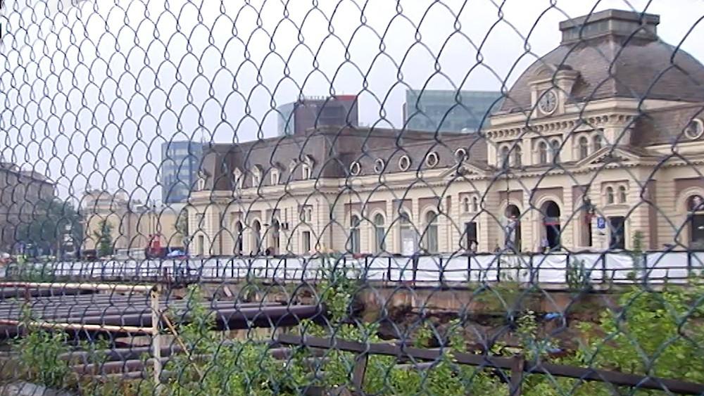 Долгострой у Павелецкого вокзала