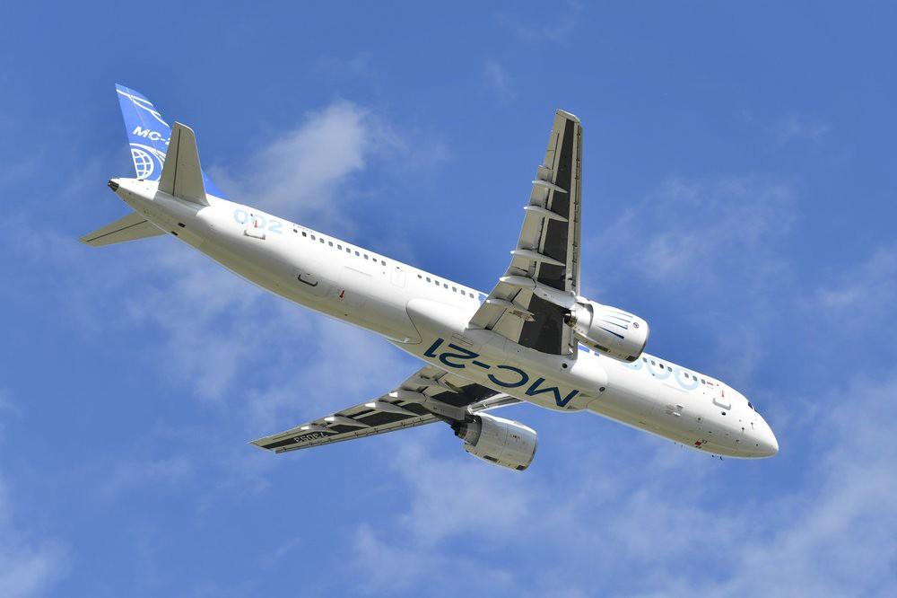 Самолет МС-21-300