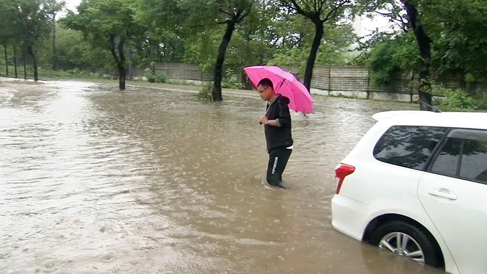 Последствия паводка в Приморье