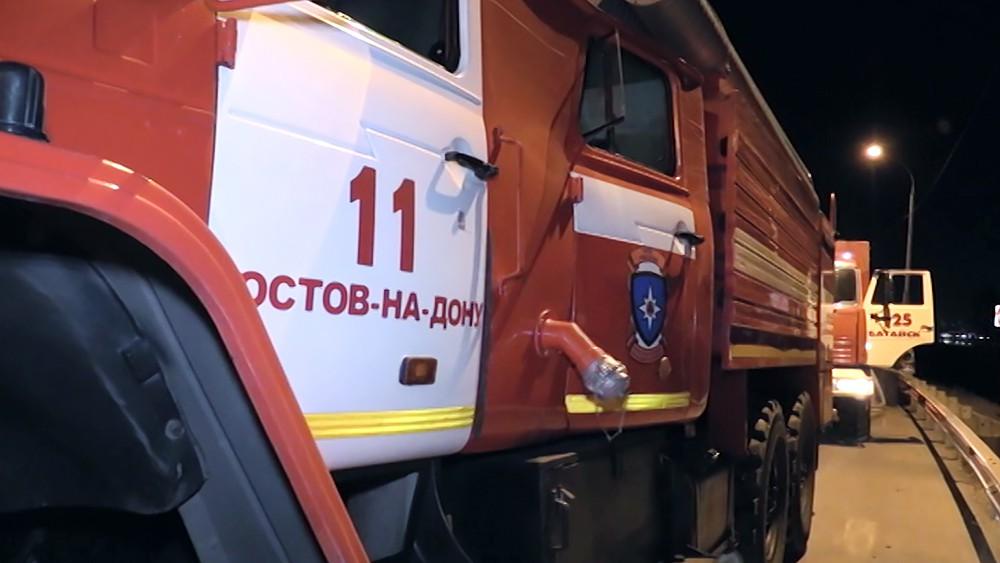 Пожарные Ростовской области