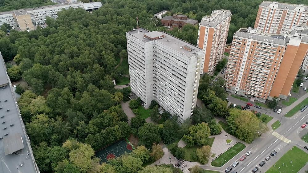 Район Хорошёво-Мнёвники