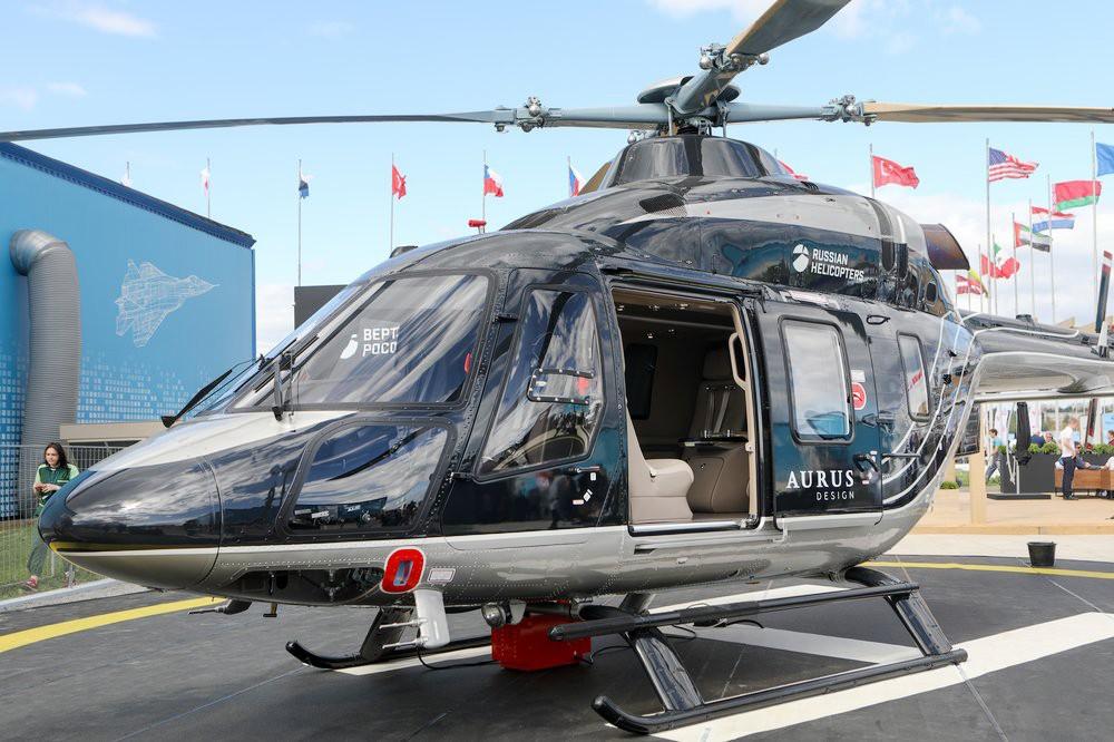 Вертолет AURUS