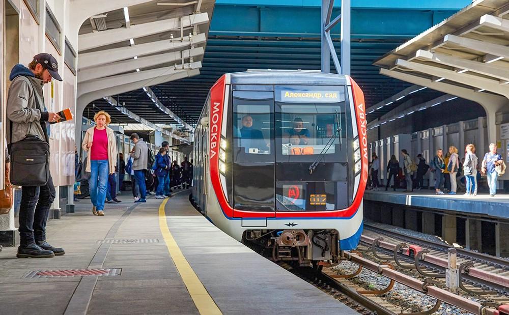 Филевская ветка метро