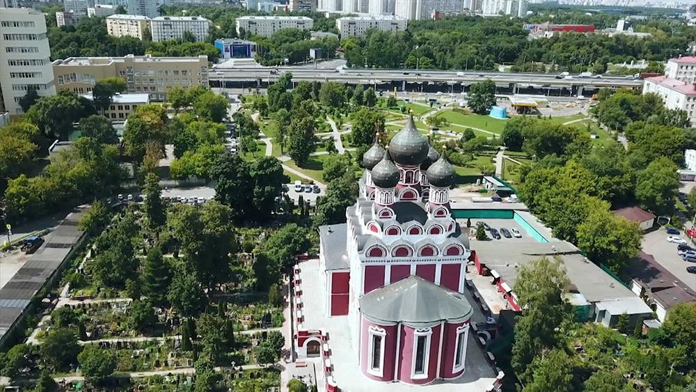 """""""Мой район"""": как меняется Алексеевский"""