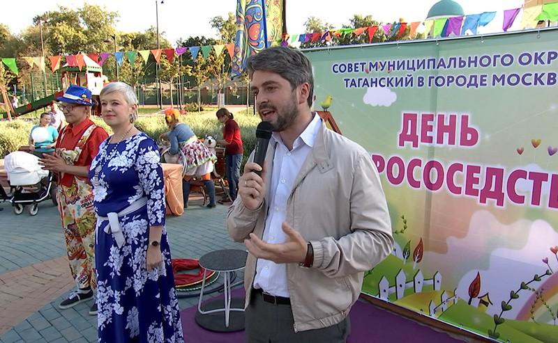 Кандидат в депутаты МГД Илья Свиридов