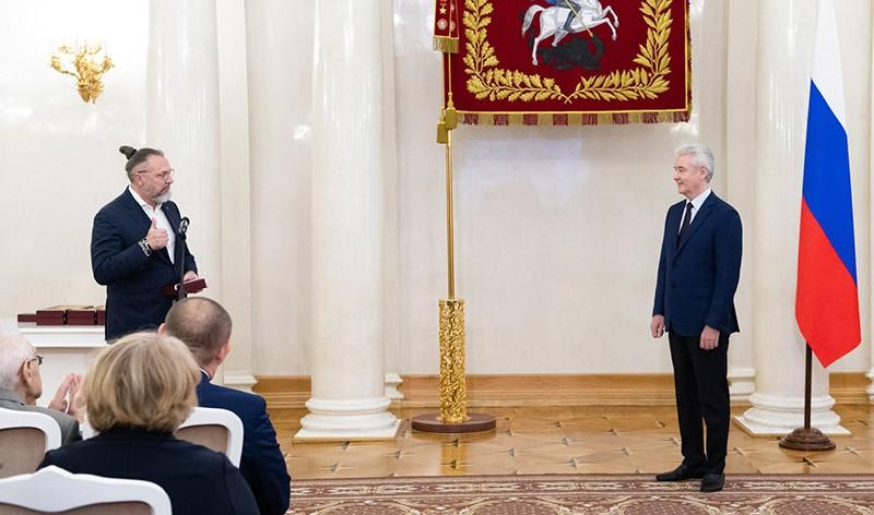 В столице вручили государственные награды и награды города Москвы