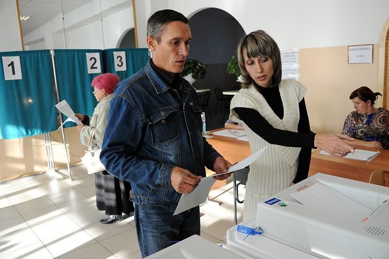 Наблюдатель на выборах