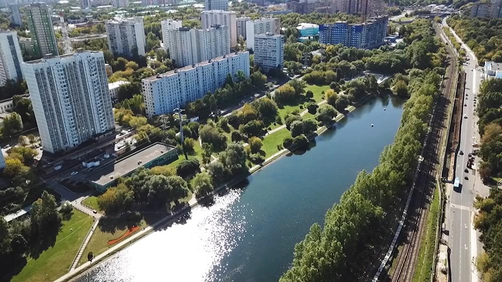 Район Фили-Давыдково