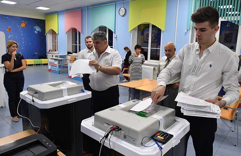 Избирательный участок